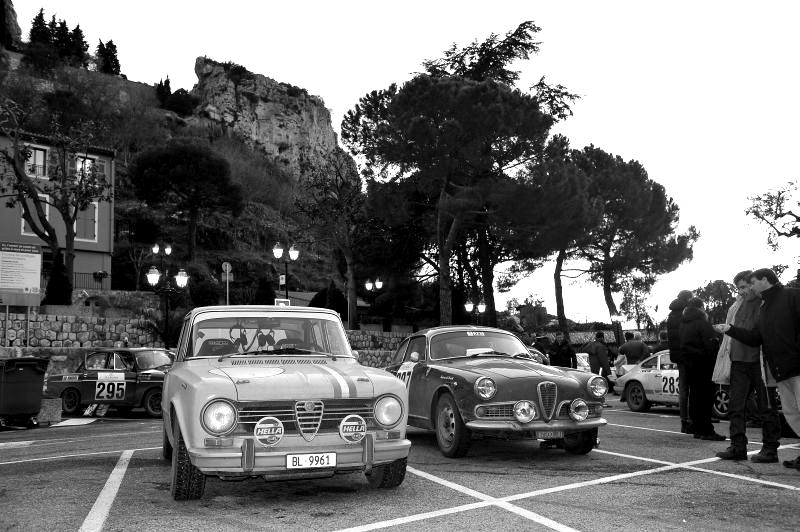 13te Rallye Monte-Carlo Historique 2010