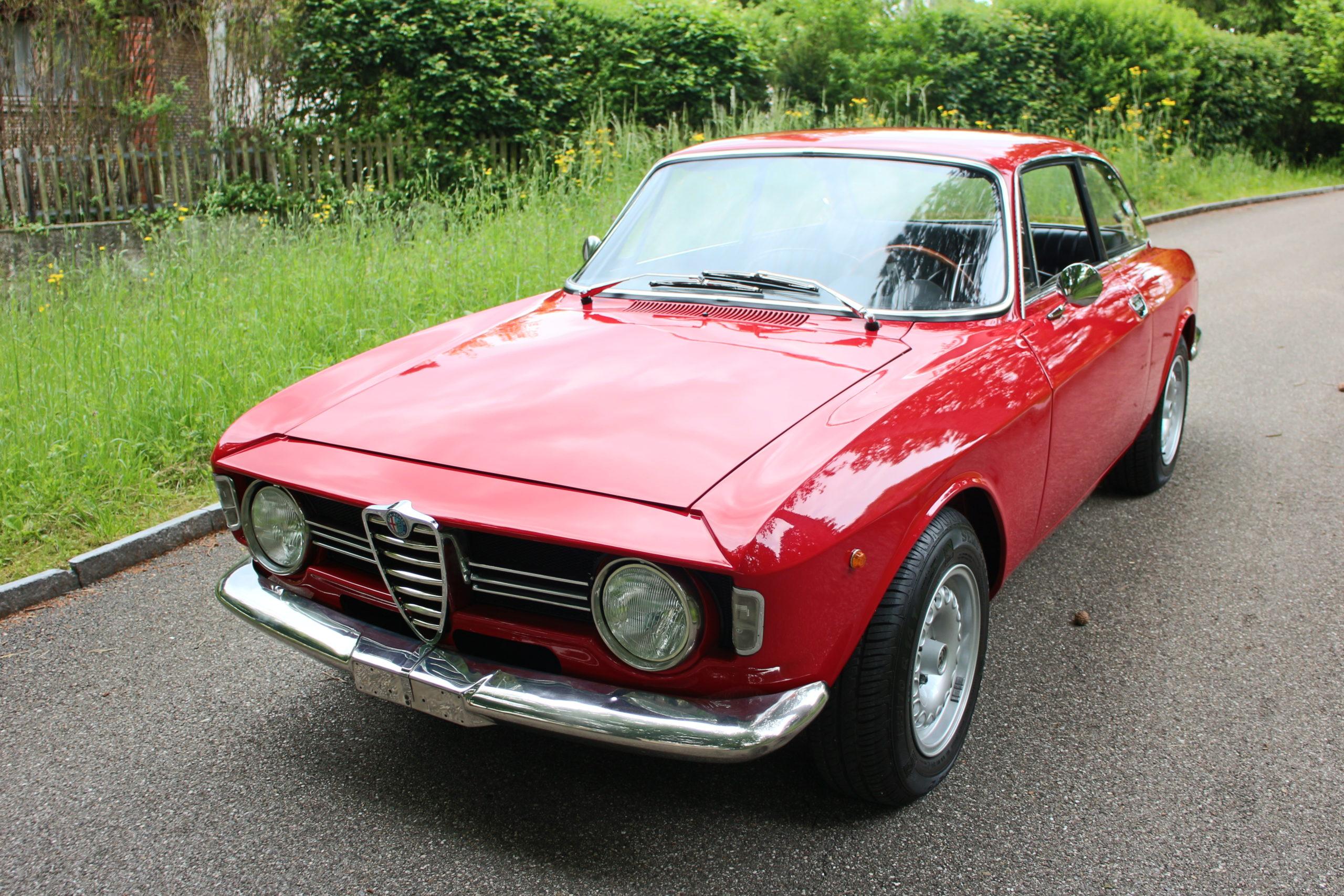 Alfa Romeo 1300 GT Junior